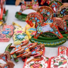 На территории храма Александра Невского прошла Покровская благотворительная ярмарка