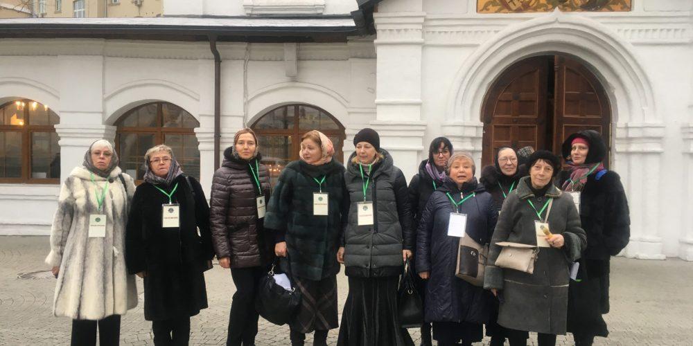 Добровольцы милосердия посетили Сретенский монастырь