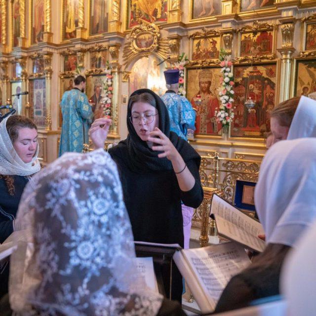 Сводный хор Западного викариатства приглашает присоединиться к участию в хоре