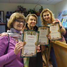 В храме преподобного Андрея Рублева наградили художников-участников акции «Нескучная больница»