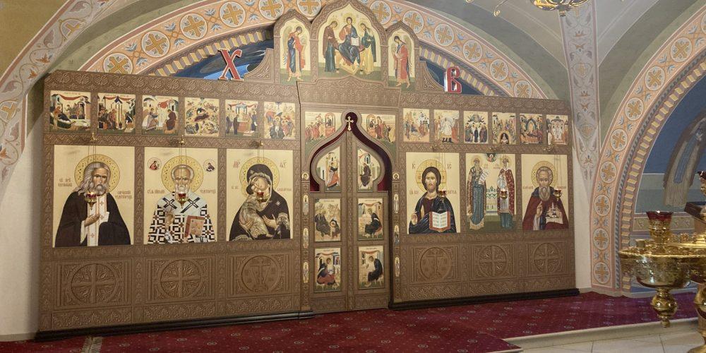 В храме Всех святых на Филевской пойме состоялось выездное совещание