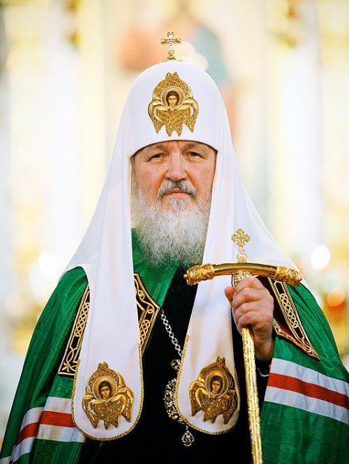 О молитве и воздержании.  Проповедь Святейшего Патриарха Кирилла в понедельник первой седмицы Великого поста.