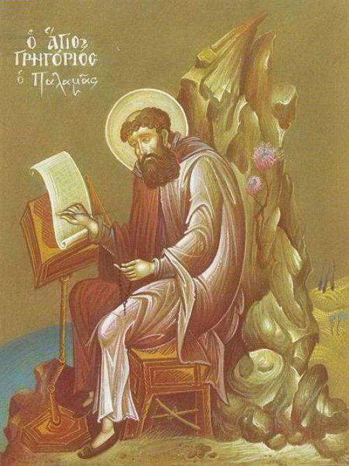 Неделя 2-я Великого поста: Свт. Григория Паламы, архиеп. Солунского