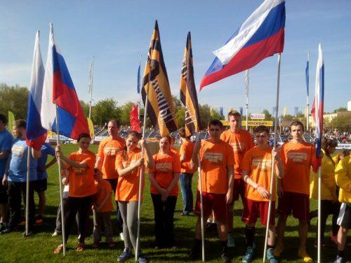 В Москве состоялся финал VIII Георгиевских игр