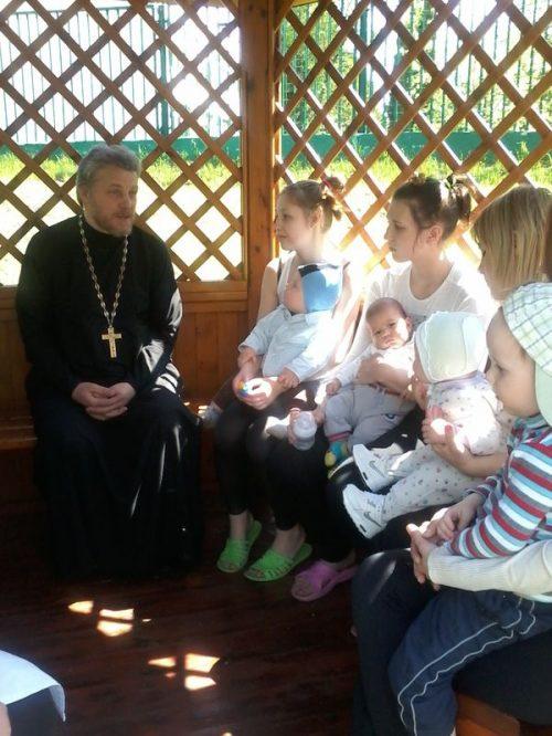Посещение Дом ребёнка №22 (район Очаково-Матвеевское)