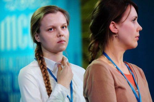 Представитель молодежной организации храма Благовещения в Федосьино принял участие в отборе кандидатов в Молодежный парламент