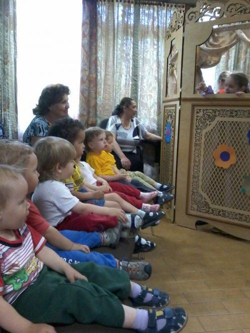 Празднование Дня защиты детей.Храм Смоленской иконы Божией Матери