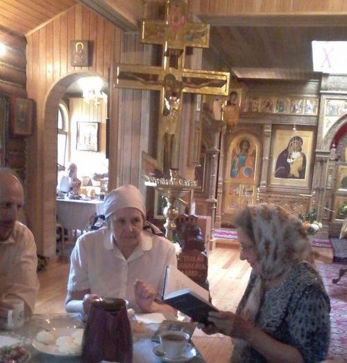 Чаепития в храме Смоленской иконы Божией Матери