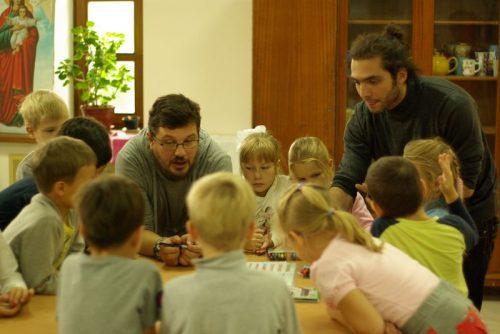 Начало учебного года – приходской и семейный праздник!