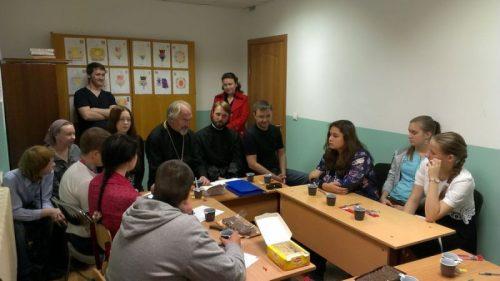 20 сентября возобновил свою работу православный молодежный клуб «Знамение».
