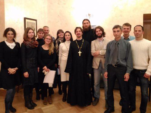 Со 2 по 4 октября состоялась паломническая поездка молодёжного актива нашего храма к Святыням Санкт-Петербурга