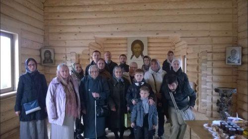 Приглашаем по воскресеньям на молебен в 13.00 в наш только что построенный храм священномученика Игнатия Богоносца
