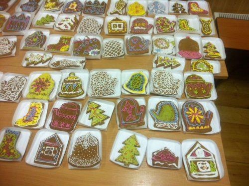 Рождественские благотворительные ярмарки