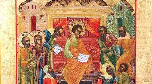 Господь творит из нас Своих сыновей и дочерей. Слово на всенощном бдении накануне Недели 30-й по Пятидесятнице