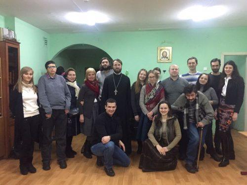 """Молодежный клуб """"Знамение"""": отмечаем еще один год совместной работы"""