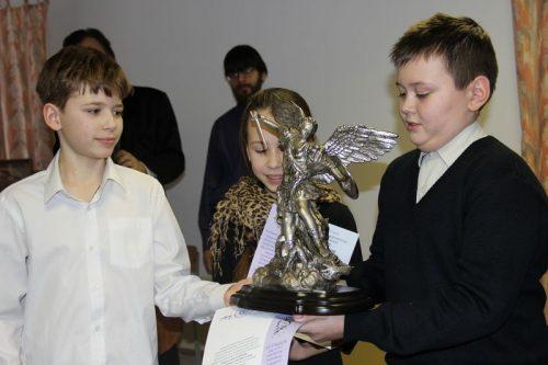 Поздравление участников конкурса проектов «Моя помощь ближнему»