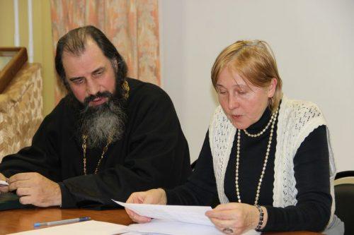 Собрание катехизаторов в день российского студенчества
