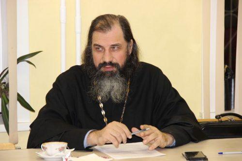 Собрание директоров воскресных школ Западного викариатства г. Москвы