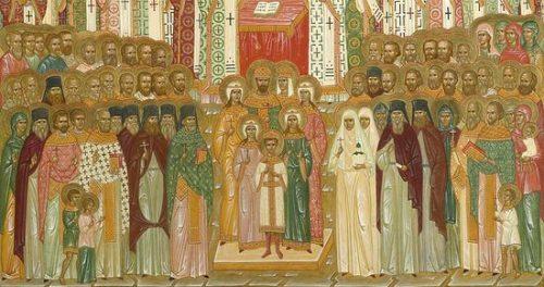 Покаяние и крестный подвиг Новомучеников. Слово в Неделю о мытаре и фарисее, в день памяти Новомучеников и исповедников Церкви Русской