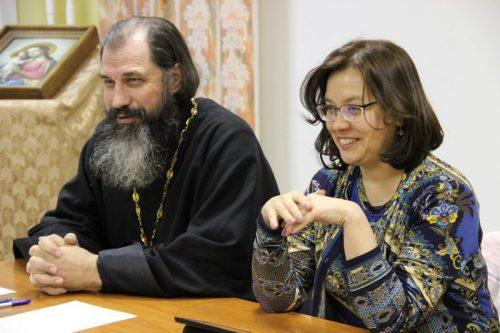 Собрание катехизаторов Западного викариатства г. Москвы в праздник Сретения Господня