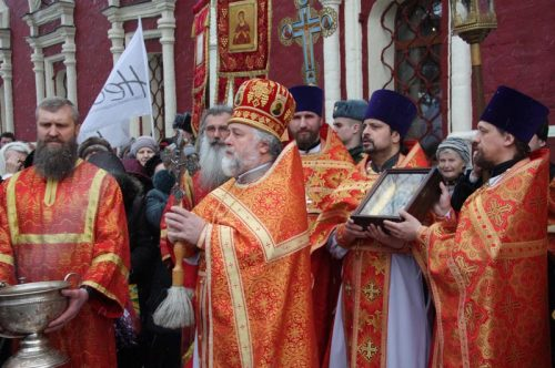 День священномученика Харалампия