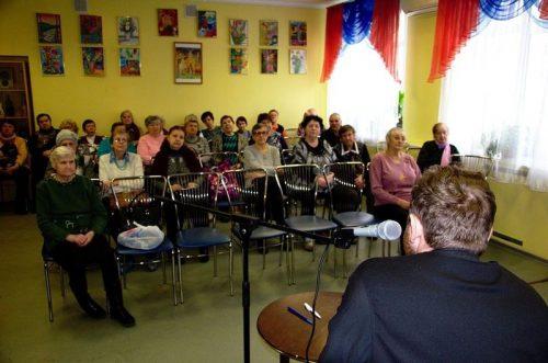 День православной книги в храме прп. Серафима Саровского в Кунцеве