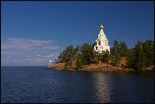 При Валаамском монастыре открывается отделение Русского географического общества