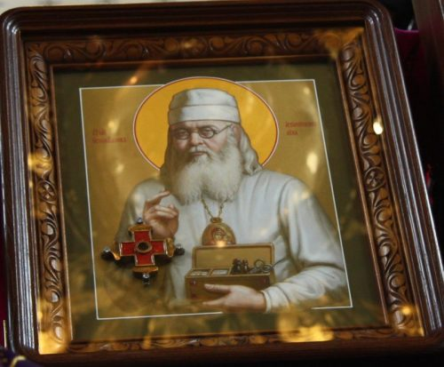 День памяти обретения мощей свт. Луки (Войно-Ясенецкого) и сестры милосердия