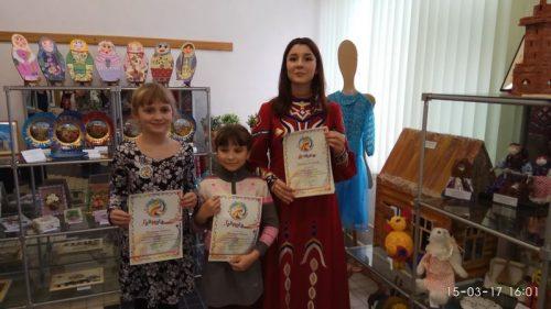 Фестиваль детского творчества «Созвездие талантов»