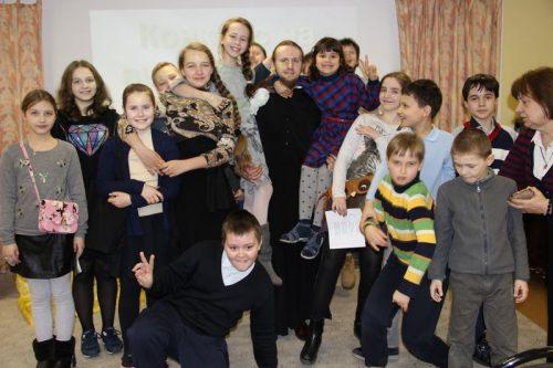 День православной книги 2017 в воскресной школе «Росток»
