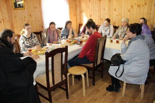 Собрание директоров воскресных школ Западного викариатства г. Москвы в Раменках