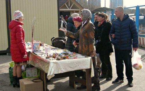 Православная благотворительная ярмарка
