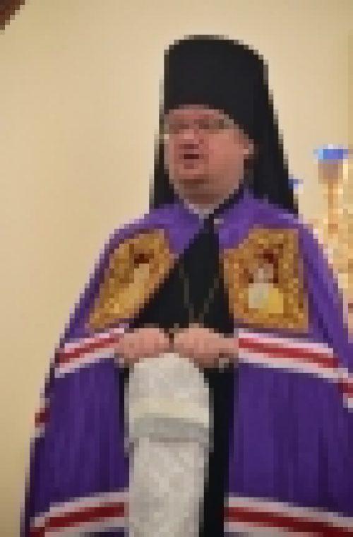 """Епископ Выборгский и Приозерский Игнатий совершил Литургию в храме в честь иконы Божией Матери """"Всех скорбящих радосте"""" пос.Коробицыно"""