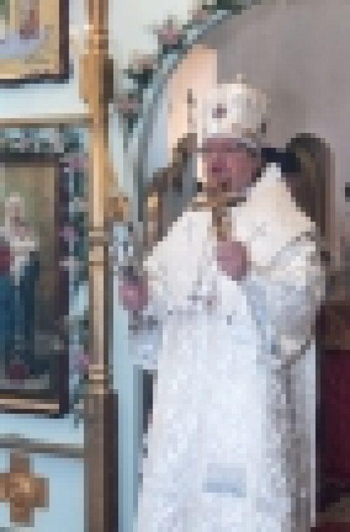 Епископ Выборгский и Приозерский Игнатий совершил чин великого освящения храма Воскресения Христова в пос.Приветнинское