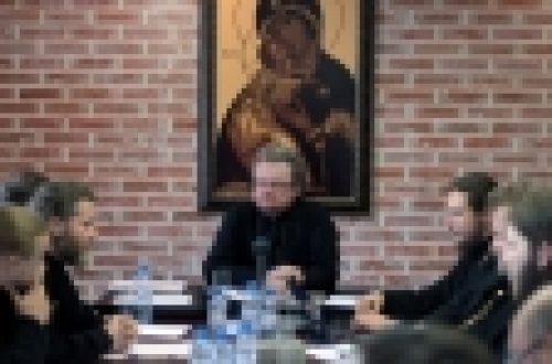 Епископ Выборский и Приозерский Игнатий, Председатель Синодального отдела по делам молодежи Русской Православной Церкви возглавил рабочую группу по изучению молодёжных субкультур