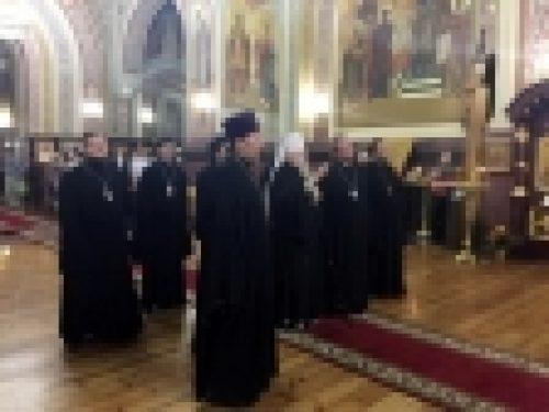 Состоялся рабочий визит епископа Выборгского и Приозерского Игнатия в Екатеринодарскую и Кубанскую епархию