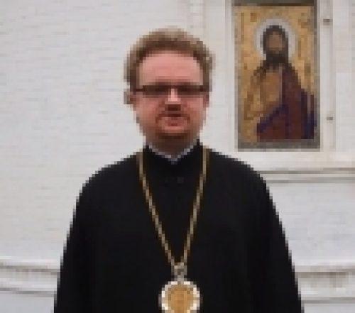 Духовенство и прихожане храма Рождества Иоанна Предтечи на Пресне поздравляют епископа Выборгского и Приозерского Игнатия!