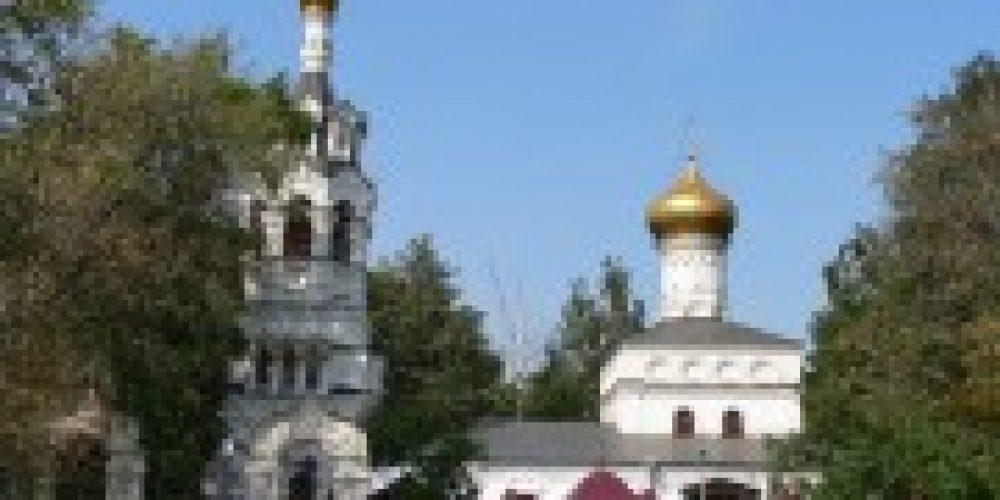 Масштабные торжества по случаю престольного праздника пройдут в храме пророка Божия Илии в Черкизове