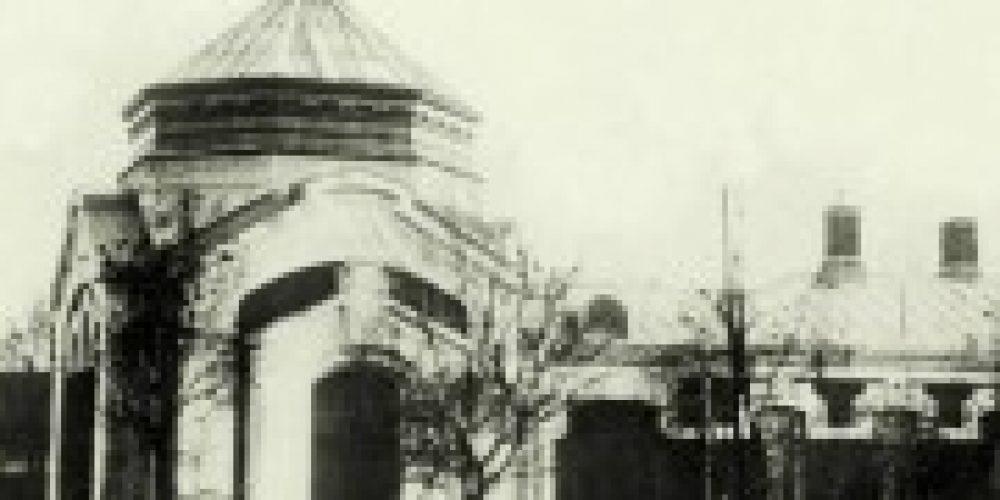 Храм-часовню восстановят на территории детской Морозовской больницы