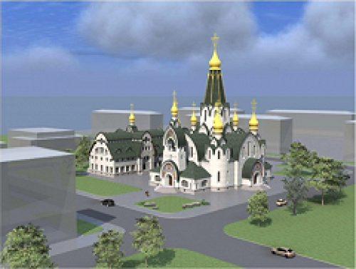 В Москве построят первый храм в честь преподобного Саввы Сторожевского