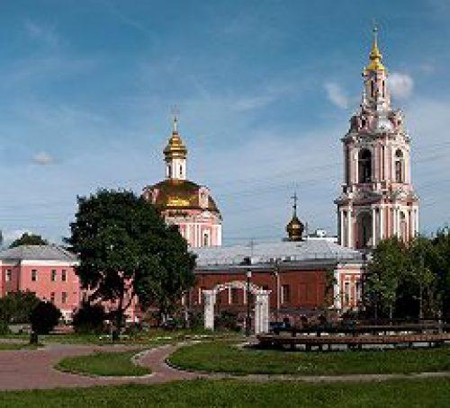 Епископ Иероним (Чернышов) совершил Литургию в храме вмч. Никиты в Старой Басманной слободе