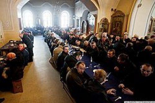 Бесплатный обед на 500 тысяч человек: храм свв. Космы и Дамиана в Шубине более 15 лет кормил бездомных