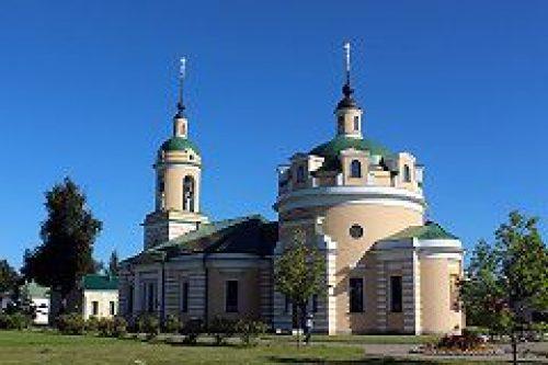 Митрополит Истринский Арсений совершил Литургию в Борисо-Глебском Аносином женском монастыре
