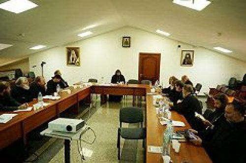 Продолжается работа курсов повышения квалификации для тюремных священнослужителей, духовно окормляющих московские следственные изоляторы