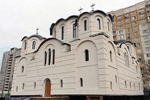 Храм иконы Божией Матери «Воспитание» на 1-й Вольской улице станет архитектурной жемчужиной Москвы