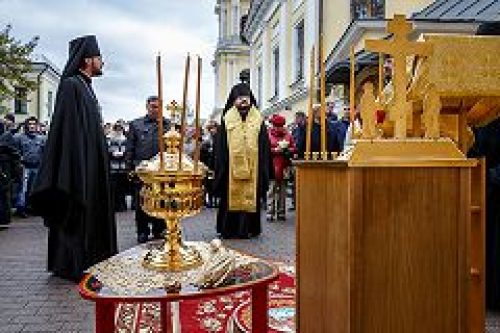 В Москве увековечили память первого якутского архиерея