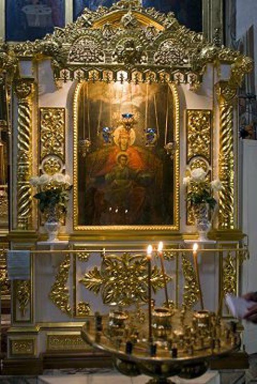 На выставку «Православная Русь» в Москве будет принесена икона Божией Матери «Державная»