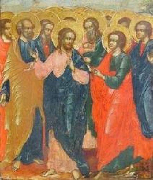 Слово в Неделю 5-ю Великого поста, в день памяти прп. Марии Египетской / Православие.Ru