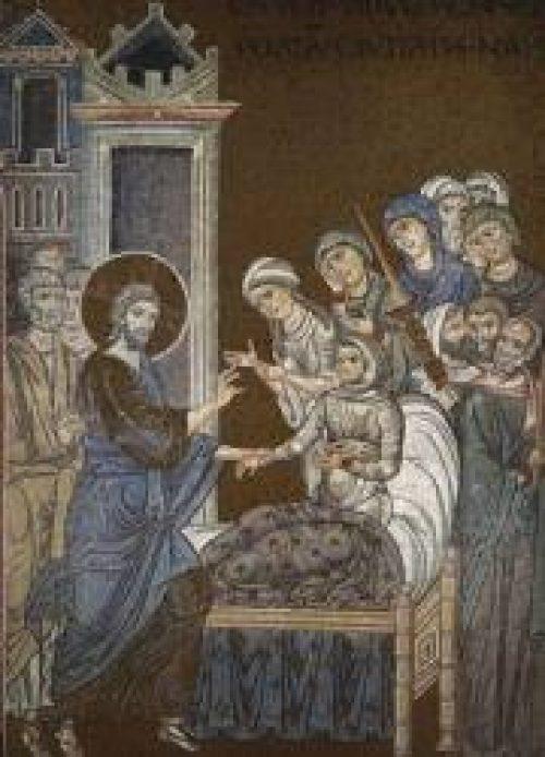 Слово в неделю о воскрешении сына наинской вдовицы / Православие.Ru