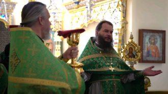 Вербное Воскресение! Детский крестный ход, Божественная литургия.